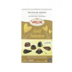 Chocolats fins Valor 120 g
