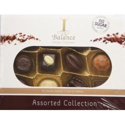 Coffret chocolat Balance noel