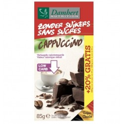 Tablette chocolat noir cappuccino 85g - D