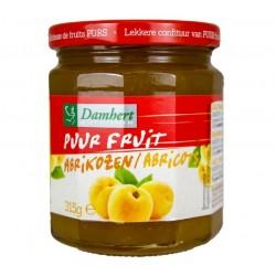 Confiture d'abricots pur fruit 315 g - D