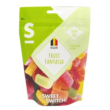 Pâtes de fruits sans sucre ajouté 100 g Sweet Switch