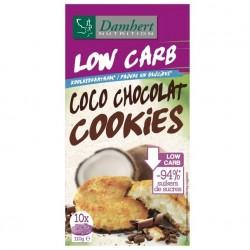 Cookies noix de coco et chocolat sans sucre ajouté - 110 g - D