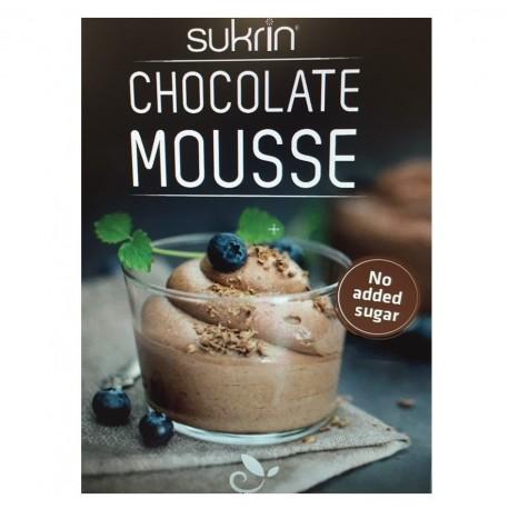 Préparation pour mousse au chocolat sans sucre ajouté 85g - Su