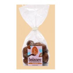 Oeufs de Pâques en chocolat lait praliné sans sucre ajouté 150 g - B