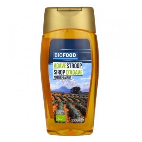Sirop d'agave Bio en flacon 250 ml