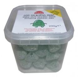 Bonbons Gélifiés Eucalyptus/Menthe sans sucre ajouté 200g - P