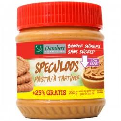 Pâte à tartiner speculoos sans sucre ajouté 200g D
