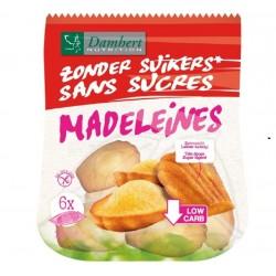 Madeleines sans sucre 180g D