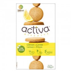Biscuits au Citron sans sucre ajouté 150 g - Activa