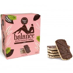 Biscuits riz chocolat Balance 100g
