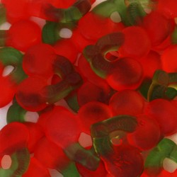 Sachet de Cherry Gums 200g De Bron