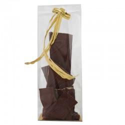 Eclats croquants Chocolat au lait sans sucre