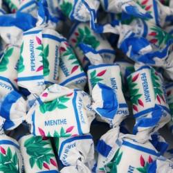Bonbons tendres menthe 100 g De Bron