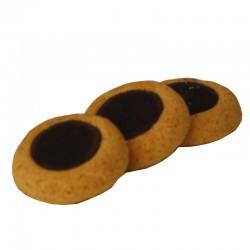Biscuits tartelette au chocolat noir Gullon