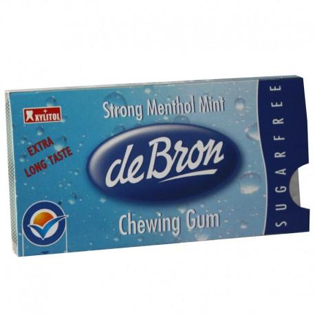 Chewing gum De Bron