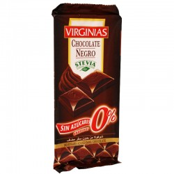 Chocolat Noir Stevia