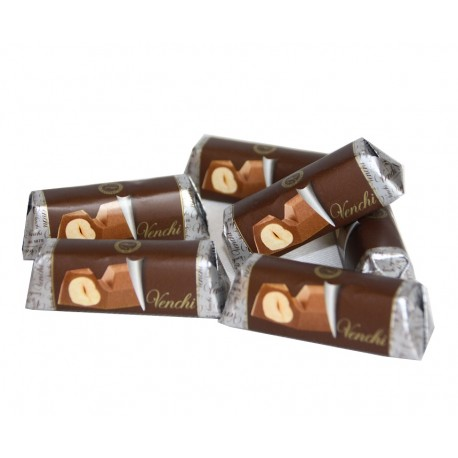 Prendivoglia Chocolight lait noisettes Venchi