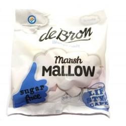 Marshmallow sans sucre - De Bron 75 g