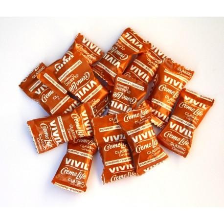 Bonbons crème life framboise Vivil 100 g