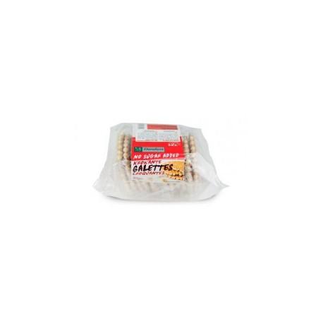 Galette croquantes sans sucre Damhert 210 g