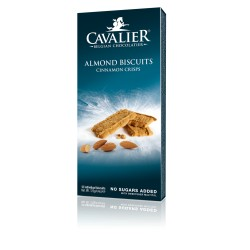 Biscuits aux amandes sans sucre Cavalier