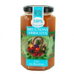 Confiture brugnons abricots 300 g Georgelin