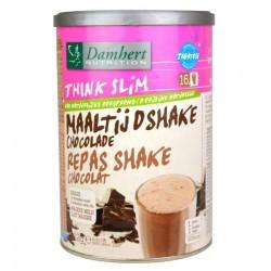 Substitut de repas protéiné chocolat allégé en sucre