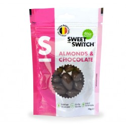 Dragées amandes au chocolat 70 g Sweet Switch