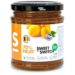 Confiture abricot sweet switch