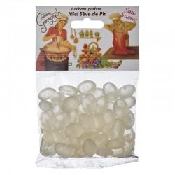 Bonbons miel sève de pin 115 g - Georgelin
