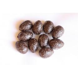 Oeufs en chocolat noir sans sucre ajouté Rody 150 g