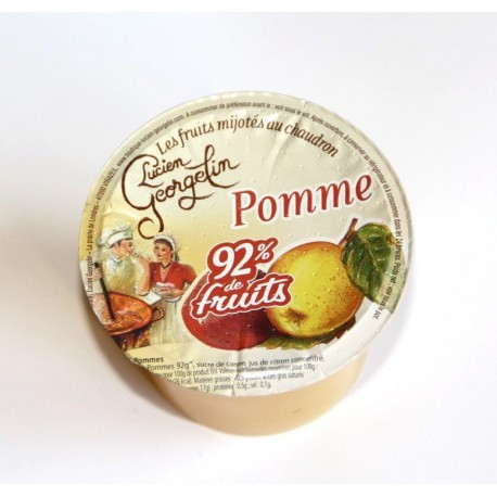 Compote pommes 70 g