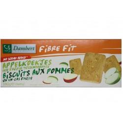 Biscuits aux pommes sans sucre Damhert