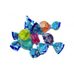 bonbons cristal fruits