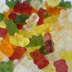 1 KG oursons gélifiés sans sucre Astra Sweet