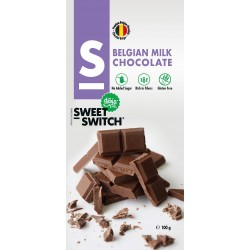 Chocolat lait Sweet Switch 100g