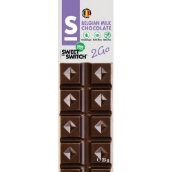 Chocolat lait Sweet Switch 25g