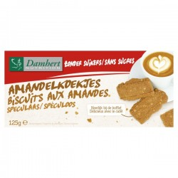 Biscuits aux amandes Speculoos Damhert
