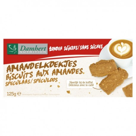 biscuits speculos damhert