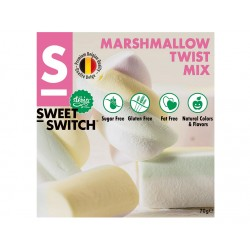 Marshmallows Twist Mix 70 g Sweet Switch