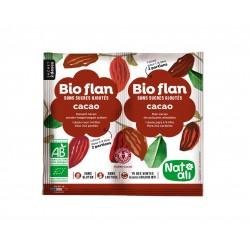 Bioflan chocolat sans sucre