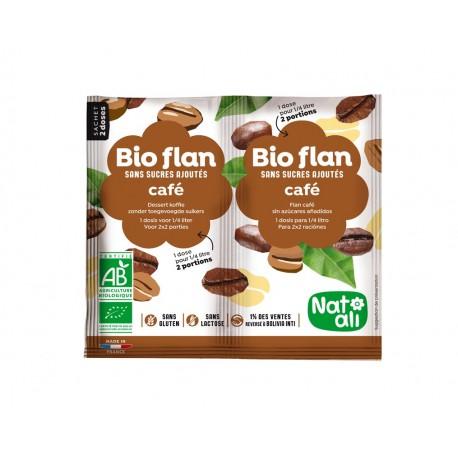 Bioflan café sans sucre