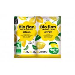 Bioflan citron sans sucre