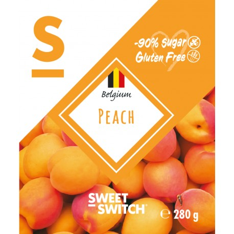 Confiture peches sweet switch