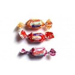 1 KG Bonbons tendres aux 3 fruits Pictolin
