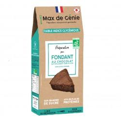 Préparation pour fondant au chocolat sans sucre raffiné 340g - MdG