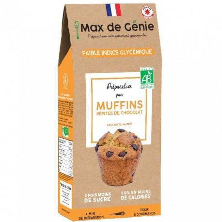 Préparation pour muffins sans sucre raffiné 340g - MdG