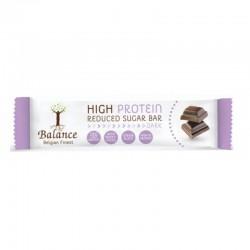 Barre en chocolat noir sans sucre ajouté 35g - B